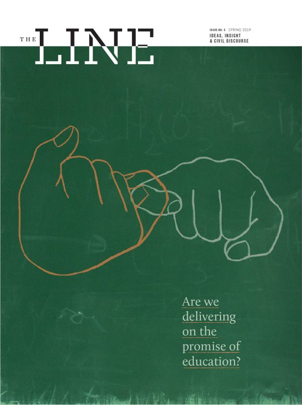 The Line - Issue 5 - Spring 2019