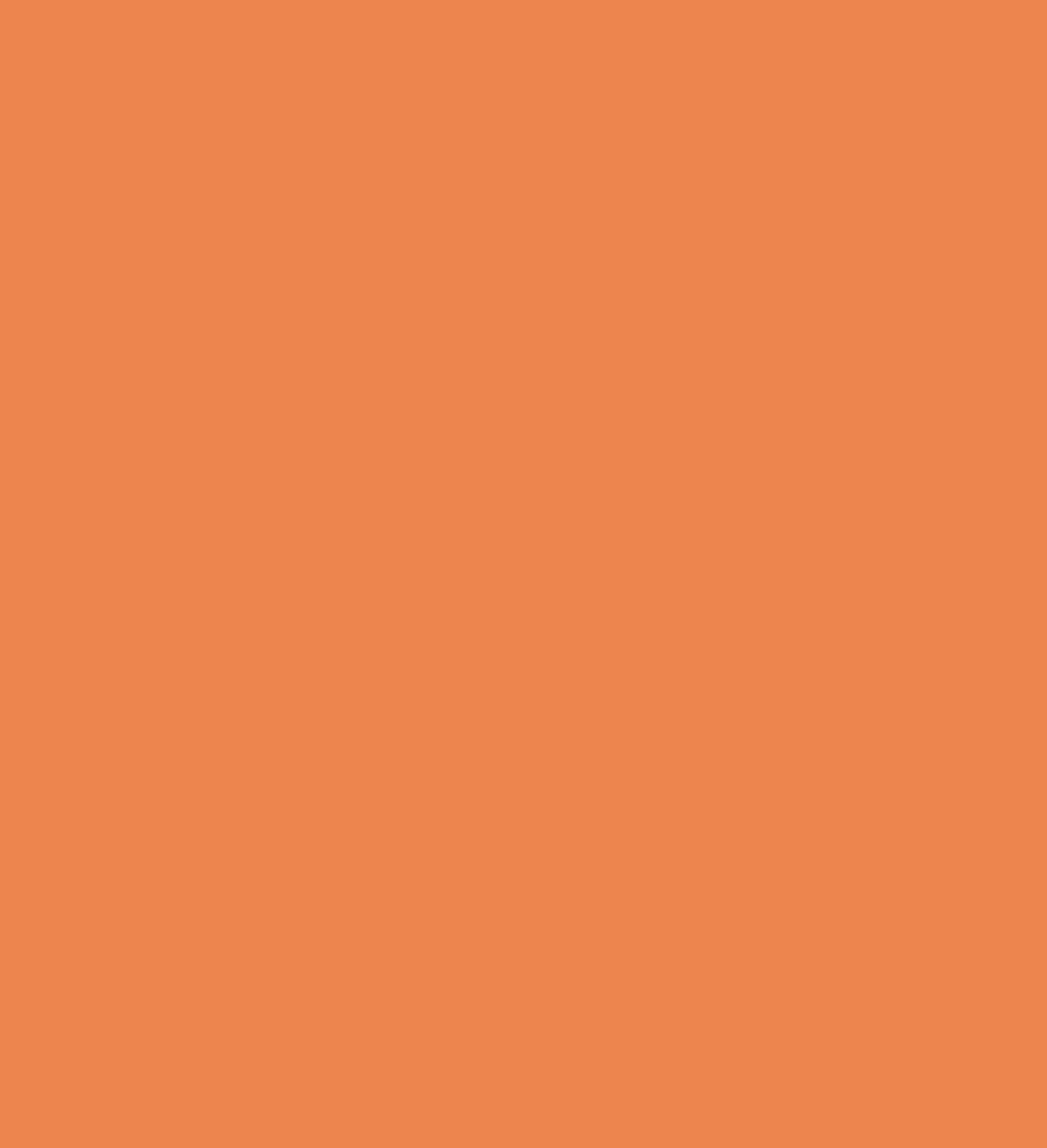 orange blobs